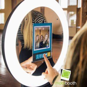 mirror faceplate