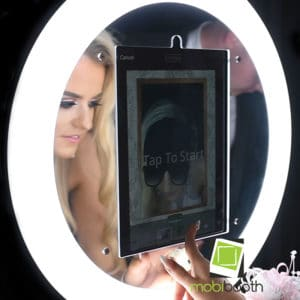 Replacement mirror for Mobibooth Aura™