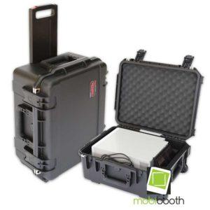 printer case with foam