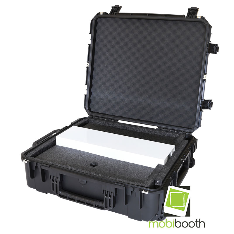 skb case with foam