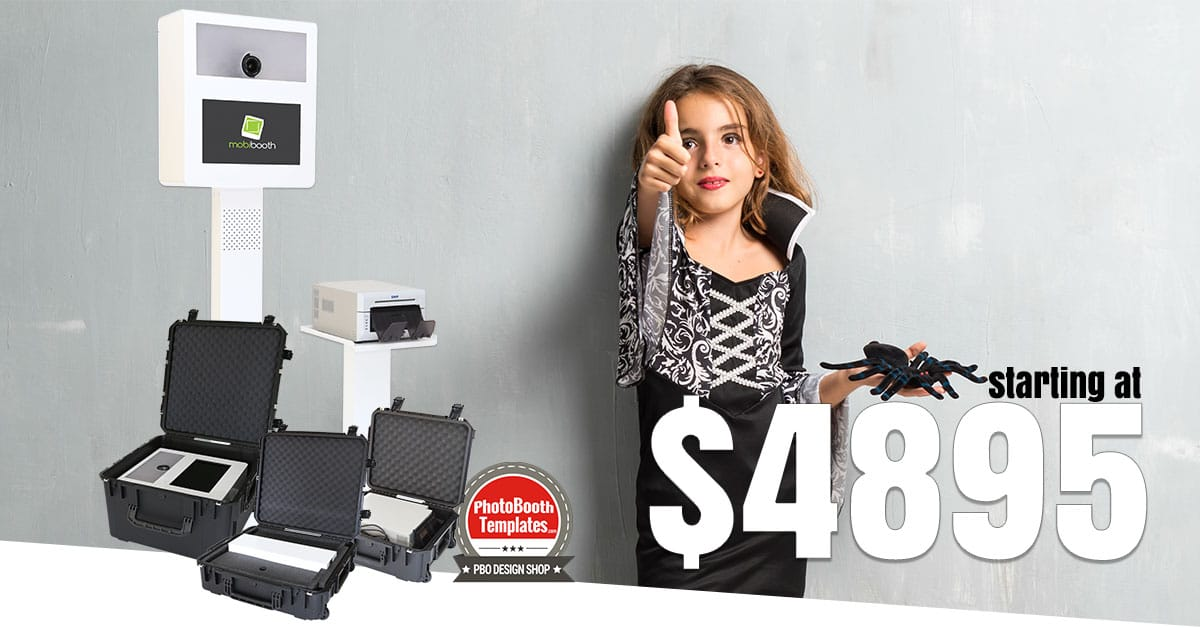 DSLR photo booth for sale