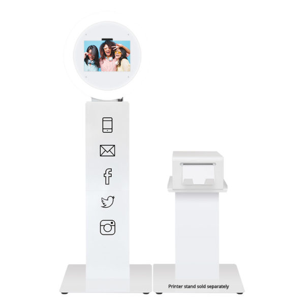 Aura SP with printer stand