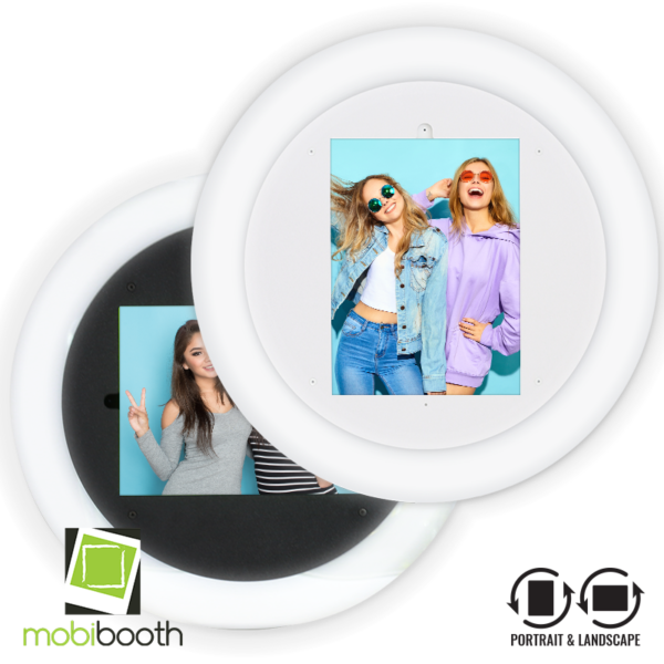 wall mount photo kiosk