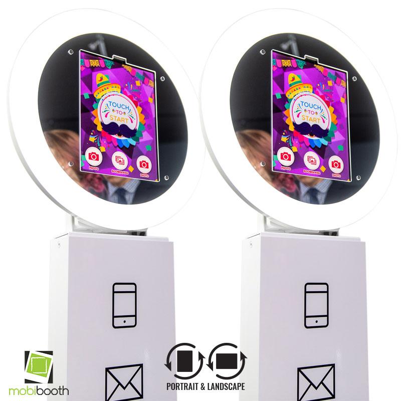 aura ipad photo booth