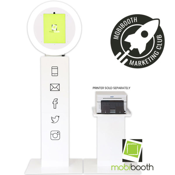 Mobibooth Aura™ Photo Booth Starter Bundle