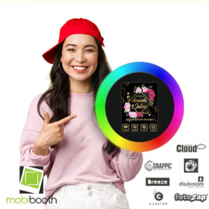 mobibooth cruise handheld roamer photo booth for ipad pro