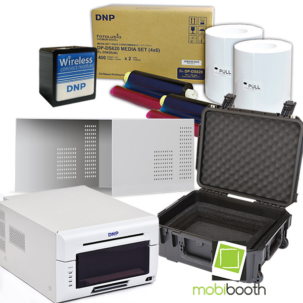 Mobibooth wireless printer package
